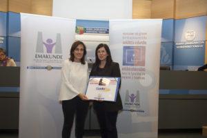 AUTOBUSES CUADRA Entidad Colaboradora en Igualdad de Emakunde